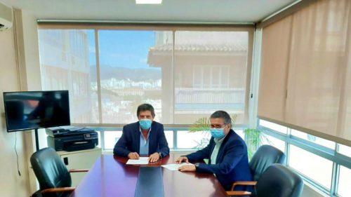 Pelayo y el Colegio de Mediadores de Seguros de Islas Baleares renuevan su acuerdo de Colaboración.