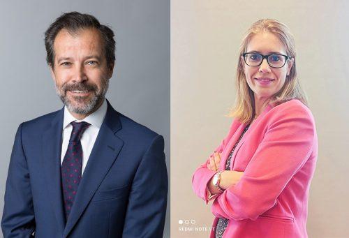 RSA Luxembourg completa su estructura paneuropea de Suscripción con el nombramiento de Raúl Villanueva y de Sandra Linares.