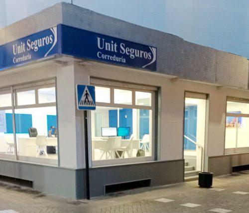 UnitSeguros Correduríaha incrementado recientemente su red de oficinas, inaugurando una sucursal más en Murcia.