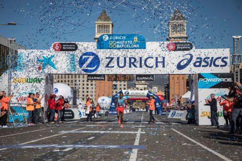 Zurich pone en marcha una nueva edición de Corre Gratis para sus clientes, con 1.000 dorsales gratuitos para la Marató de Barcelona.