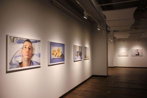 """DKV presenta """"La distancia justa"""", un trabajo del fotógrafo Pepe Guinea sobre su experiencia con el cáncer."""