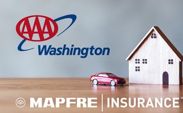 Mapfre USA y AAA Washington venderán seguros de autos y hogar.