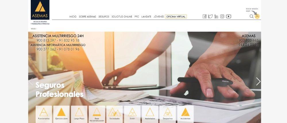 El 97% de los mutualistas de ASEMAS afirman estar satisfechos con los servicios prestados por la aseguradora.