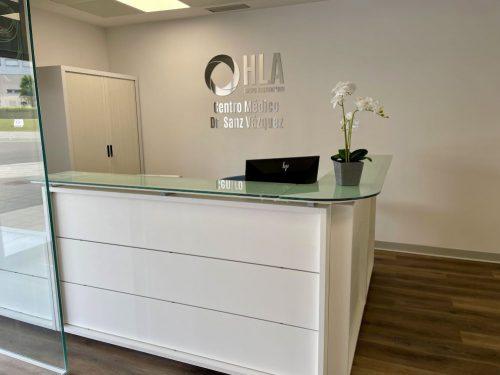 La Clínica HLA Sanz Vázquez abre su segundo centro médico en Guadalajara, centrado en pediatría, ginecología y fisioterapia.