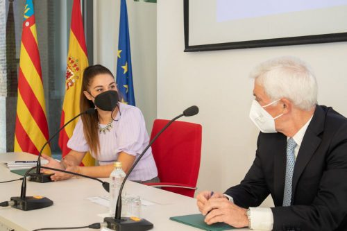Agroseguro renueva el convenio de colaboración con la Comunidad Valenciana.