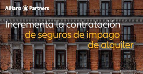 Allianz Partners espera que más del 15% de la contratación de seguros de alquiler sea en septiembre.