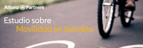 La cobertura por robo, accidente personal y responsabilidad civil son las principales demandas de los usuarios de bicicleta, según datos de Allianz Partners.