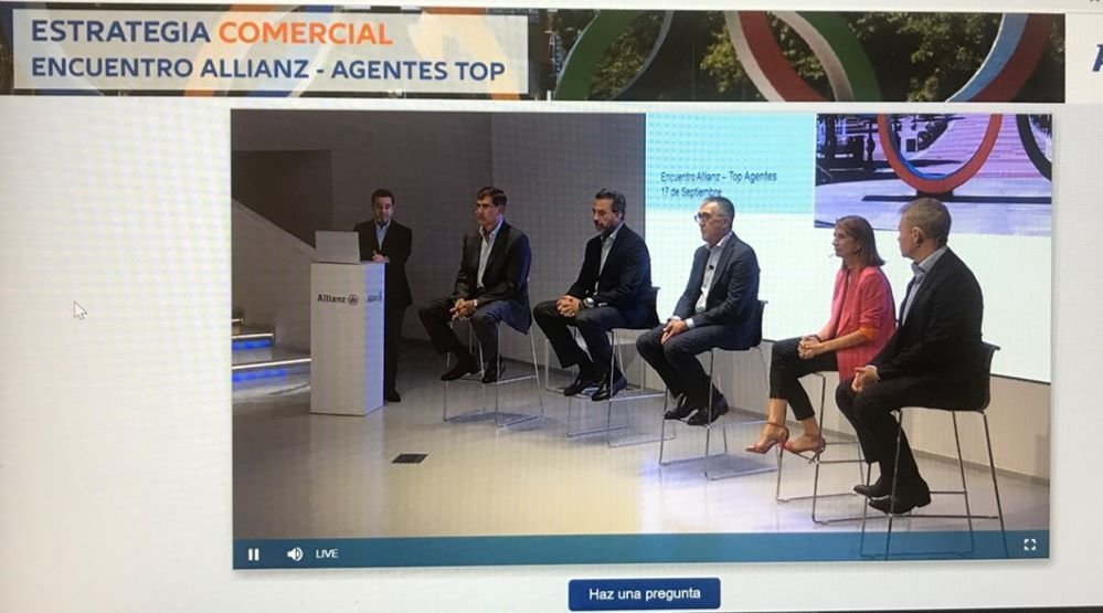 Allianz encara el último trimestre del año junto a sus agentes y corredores.