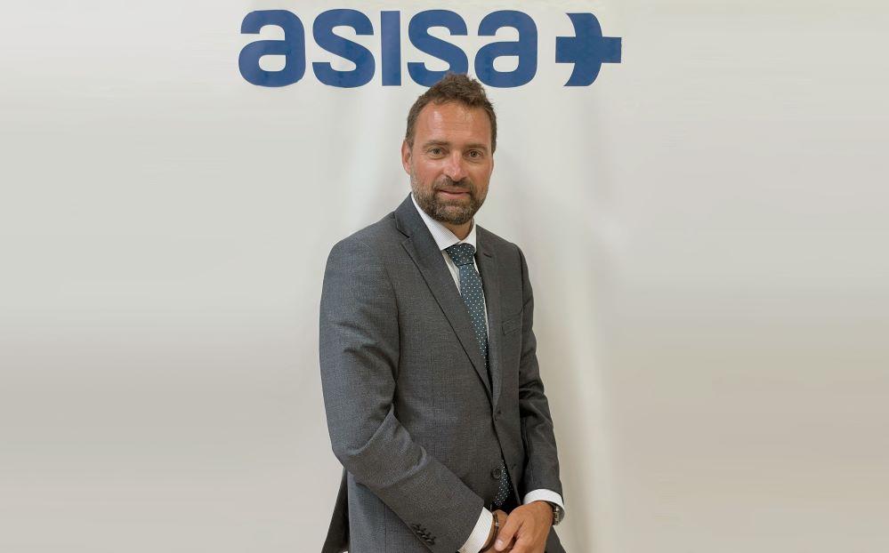 Carmelo Martínez, nombrado gerente de ASISA en Cantabria.