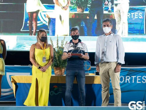 Cohebu entrega el Premio al Mejor Caballo de las Carreras de Sanlúcar 2021.