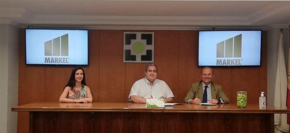 Markel España y El Colegio de Alicante firman un convenio de colaboración.