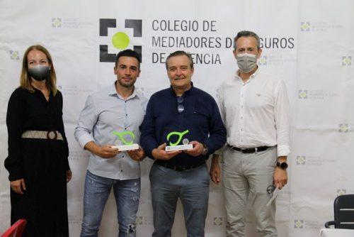 El Torneo de Pádel del Colegio de Valencia vuelve a ser un punto de encuentro lúdico para los colegiados.