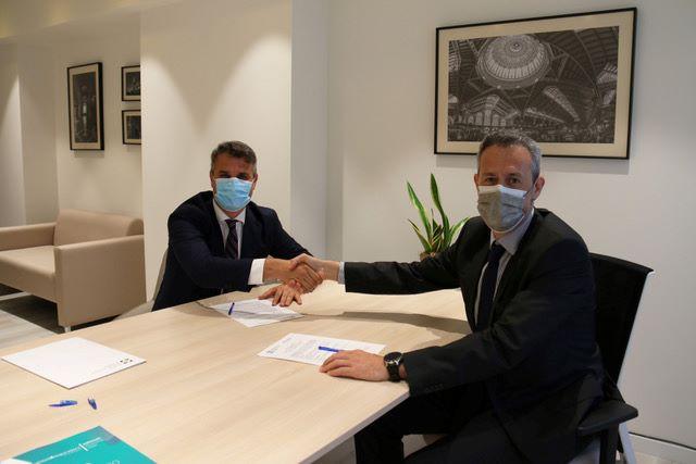 Previsora General y el Colegio de Valencia renuevan su colaboración por duodécimo año consecutivo.