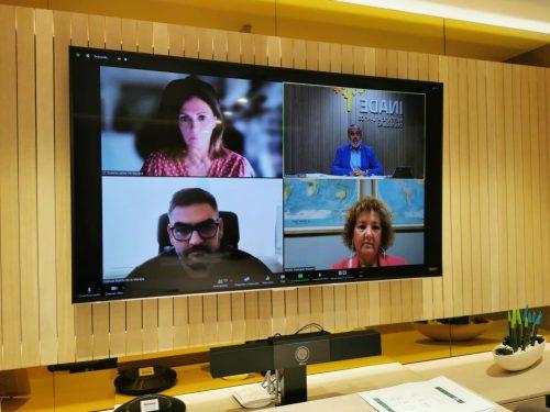 Espacio Inade presenta soluciones aseguradoras para la ciberseguridad y el emprendimiento.
