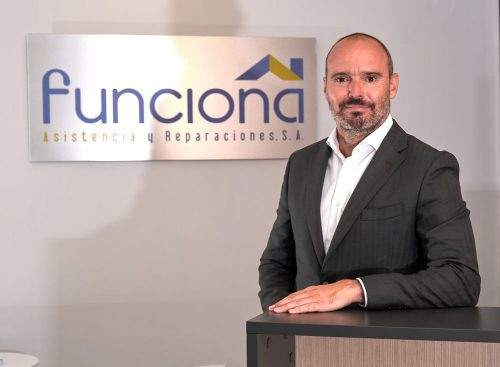 Ricardo Gomar, nuevo director general de Funciona Asistencia y Reparaciones.