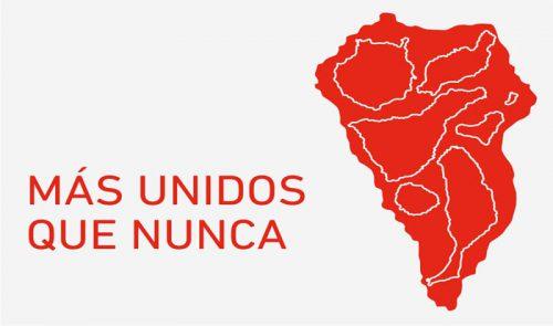 Primeras ayudas de emergencia de Fundación Mapfre Guanarteme para la isla de La Palma.