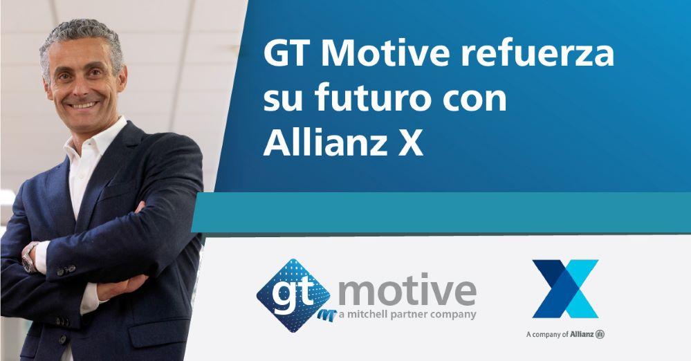 GT Motive refuerza su futuro con Allianz X.