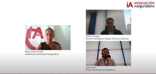 Innovación Aseguradora retoma su ciclo de webinars con una entrevista a dos directivos de Santalucía.