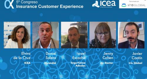 Iris Global patrocina el 5º Congreso Insurance Customer Experience.