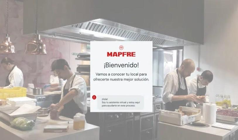 Mapfre lanza una nueva plataforma para la valoración de riesgos en la hostelería mediante inteligencia artificial.
