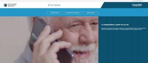 Mutualidad de la Abogacía lanza Soy Senior, una propuesta de valor integral para personas a partir de 65 años.
