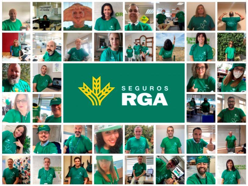 Seguros RGA muestra su faceta más sostenible uniéndose al Día Solidario del Grupo Caja Rural.