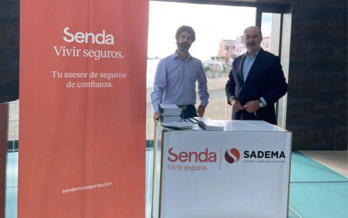 Senda Vivir Seguros estuvo presente en el evento organizado por Asertrucks en Menorca, junto a su socio Sadema Asesores.