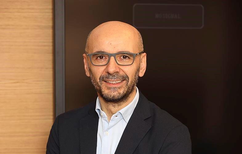 Massimo Reale, nuevo director general de Solunion en España.