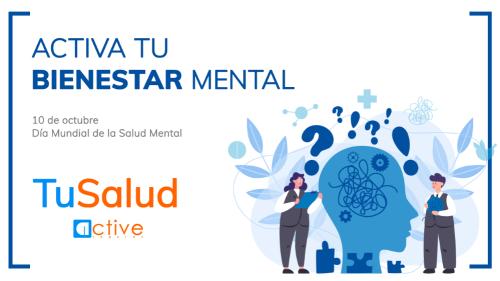 Active Seguros muestra su compromiso con la Salud Mental con su campaña 'Activa tu bienestar mental'.