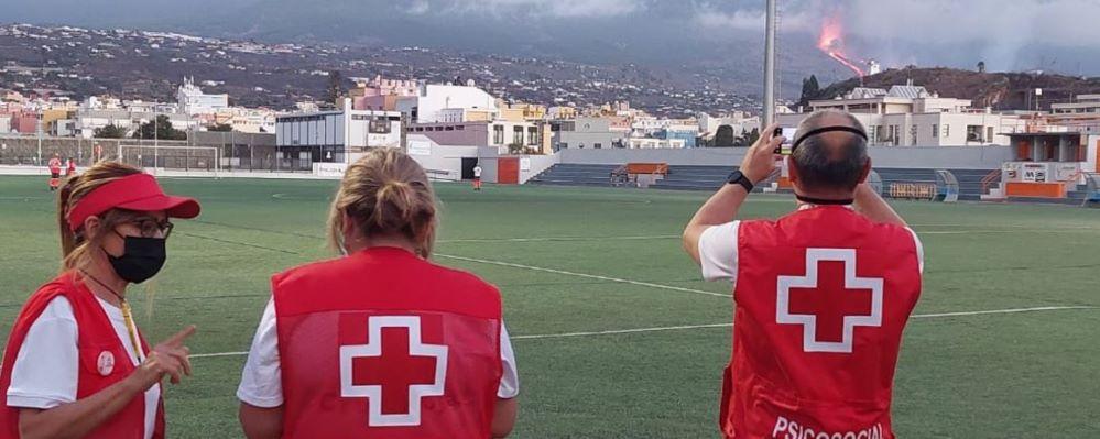 CESCE colabora con Cruz Roja para ayudar a los afectados de La Palma.
