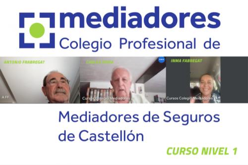 El Curso Nivel I comienza en el Colegio de Castellón.