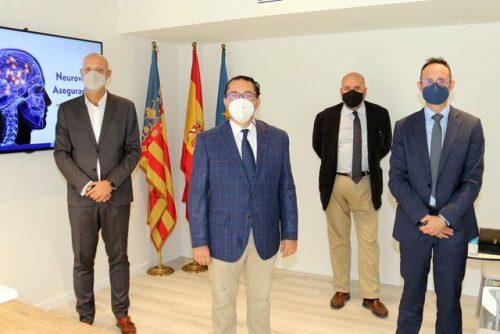 FIATC forma sobre salud y técnicas de neuroventas en el Colegio de Valencia.