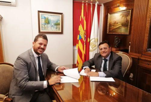 Helvetia Seguros renueva su colaboración con los mediadores de Zaragoza.