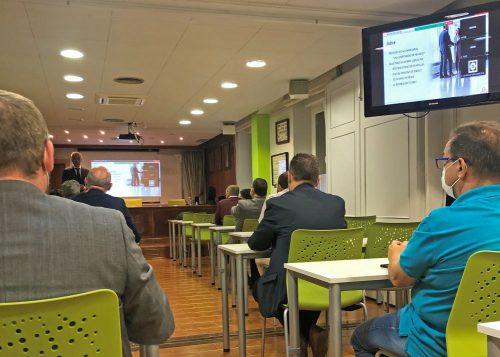 Mapfre forma a los mediadores de Zaragoza en previsión social.