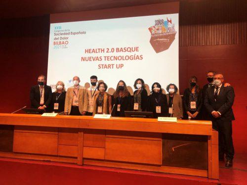 Grupo Init participa en el XVII Congreso de la Sociedad Española del Dolor.