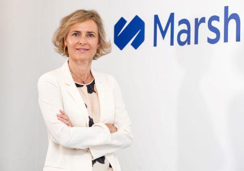 María Díaz-Lladó, reconocida por Business Insurance con el premio 2021 Women To Watch.