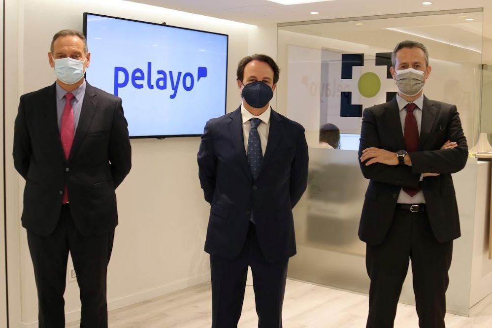 Pelayo y el Colegio de Valencia firman su primer protocolo de colaboración.