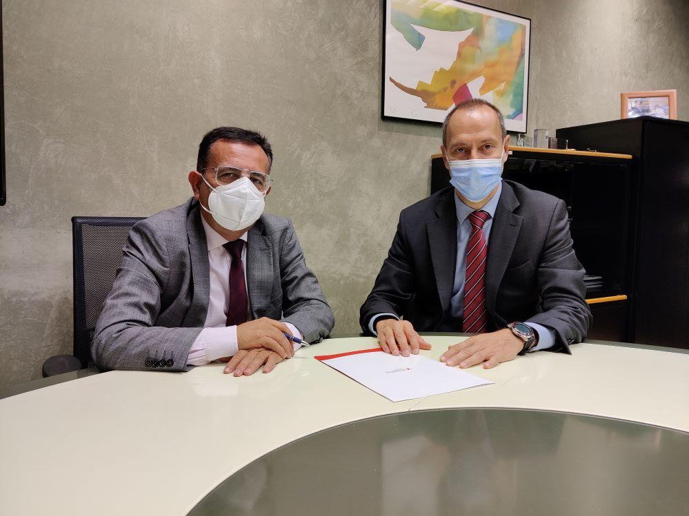 Plus Ultra Seguros reafirma su alianza con el Colegio de Mediadores de Zaragoza para impulsar este colectivo.