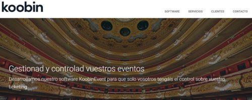 RibéSalat y la empresa de software de venta de entradas Koobin firman un acuerdo para ofrecer un seguro de cancelación de eventos.