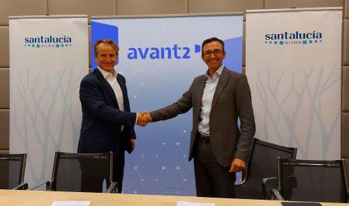 Santalucía integrará sus seguros de Decesos, Hogar y Vida Riesgo en Avant2 Sales Manager.