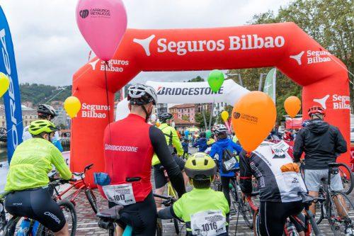 Seguros Bilbao apuesta por la movilidad sostenible con el patrocinio de la Bicicletada Bridgestone.