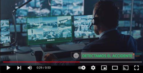Caser Seguros lanza Autohelp, un seguro que detecta accidentes por IA y avisa al 112.